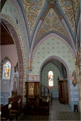 Eglise de Parpeçayy
