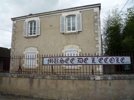 Musée de l'école à Brion