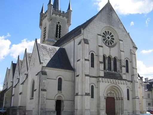 Eglise de Valençay